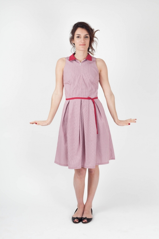 Robe Yes mini-vichy
