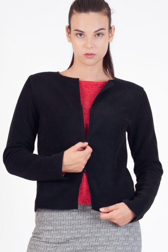 Cardigan Zip Polaire