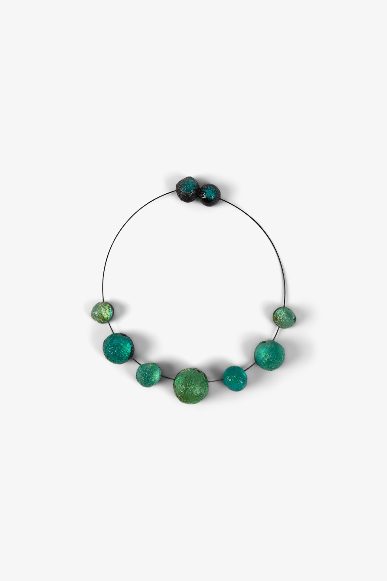 Collier 7 Boules - Marianne Olry