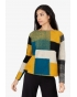 Pull Ample Lainage Patchwork